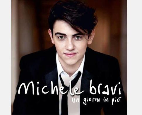 MICHELE BRAVI, venerdì 16 maggio in radio con UN GIORNO IN PIÙ