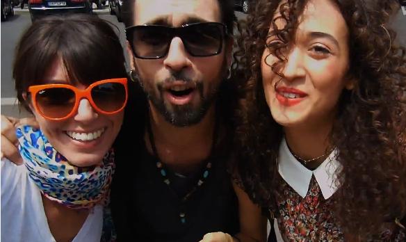 FRANCESCO SARCINA, pubblicato il nuovo video di GIADA E LE MILLE ESPERIENZE
