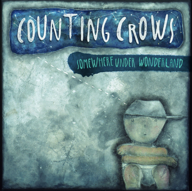 COUNTING CROWS, il 15 settembre fuori il nuovo lalbum SOMEWHERE UNDER WONDERLAND