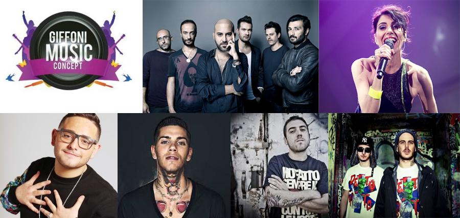 Giffoni Music Concept dal 19 al 27 luglio 2014