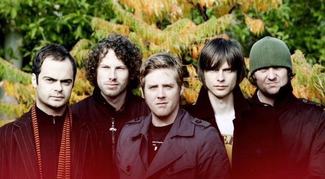 KAISER CHIEFS, dal 18 luglio in radio con MEANWHILE UP IN HEAVEN