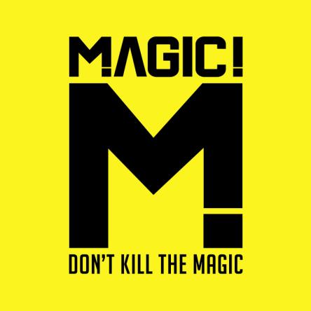 MAGIC!, l8 luglio pubblicano lalbum di debutto DONT KILL THE MAGIC