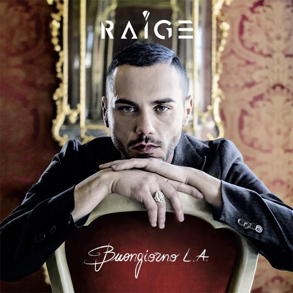 RAIGE , dal 25 luglio in radio con il singolo ULISSE