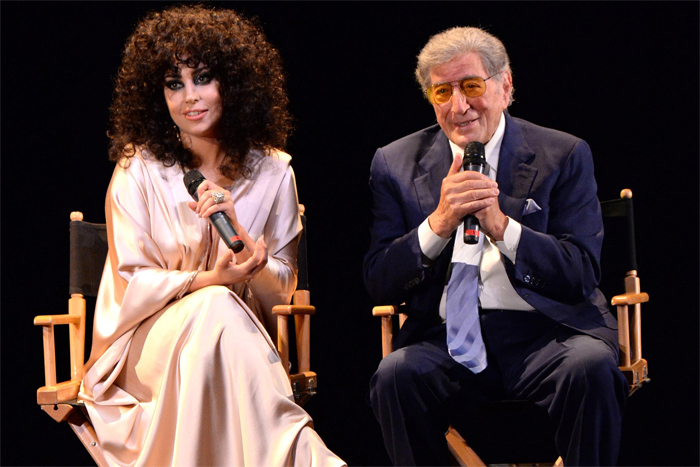 TONY BENNET e LADY GAGA, il 23 settembre esce lalbum CHEEK TO CHEEK
