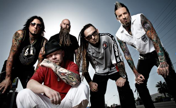 FIVE FINGER DEATH PUNCH il nuovo video WRONG SIDE OF HEAVEN