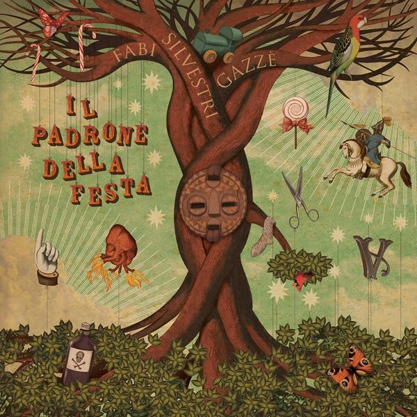 Fabi Silvestri Gazzè dal 22 agosto in radio LAMORE NON ESISTE