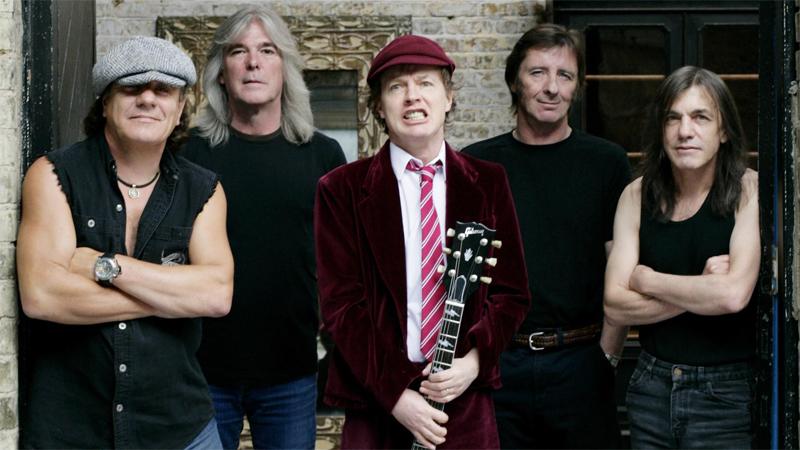 AC/DC a dicembre il nuovo album ROCK OR BUST