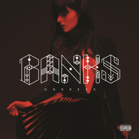 BANKS, lalbum di debutto GODDESS ora disponibile in digitale