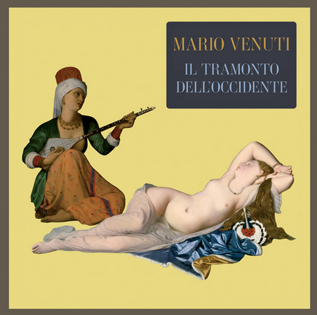 MARIO VENUTI, 23 settembre pubblica il nuovo album Il Tramonto dellOccidente