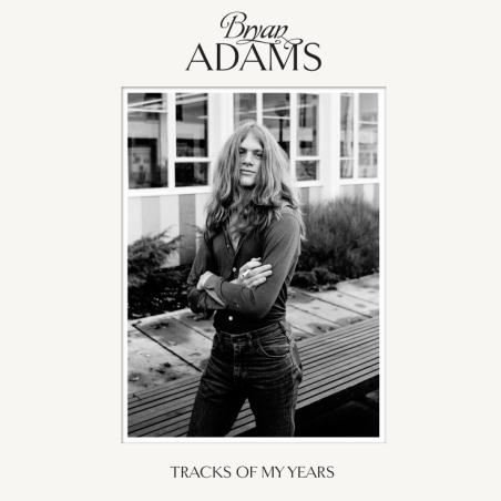 BRYAN ADAMS, il 7 ottobre esce il nuovo album TRACKS OF MY YEARS