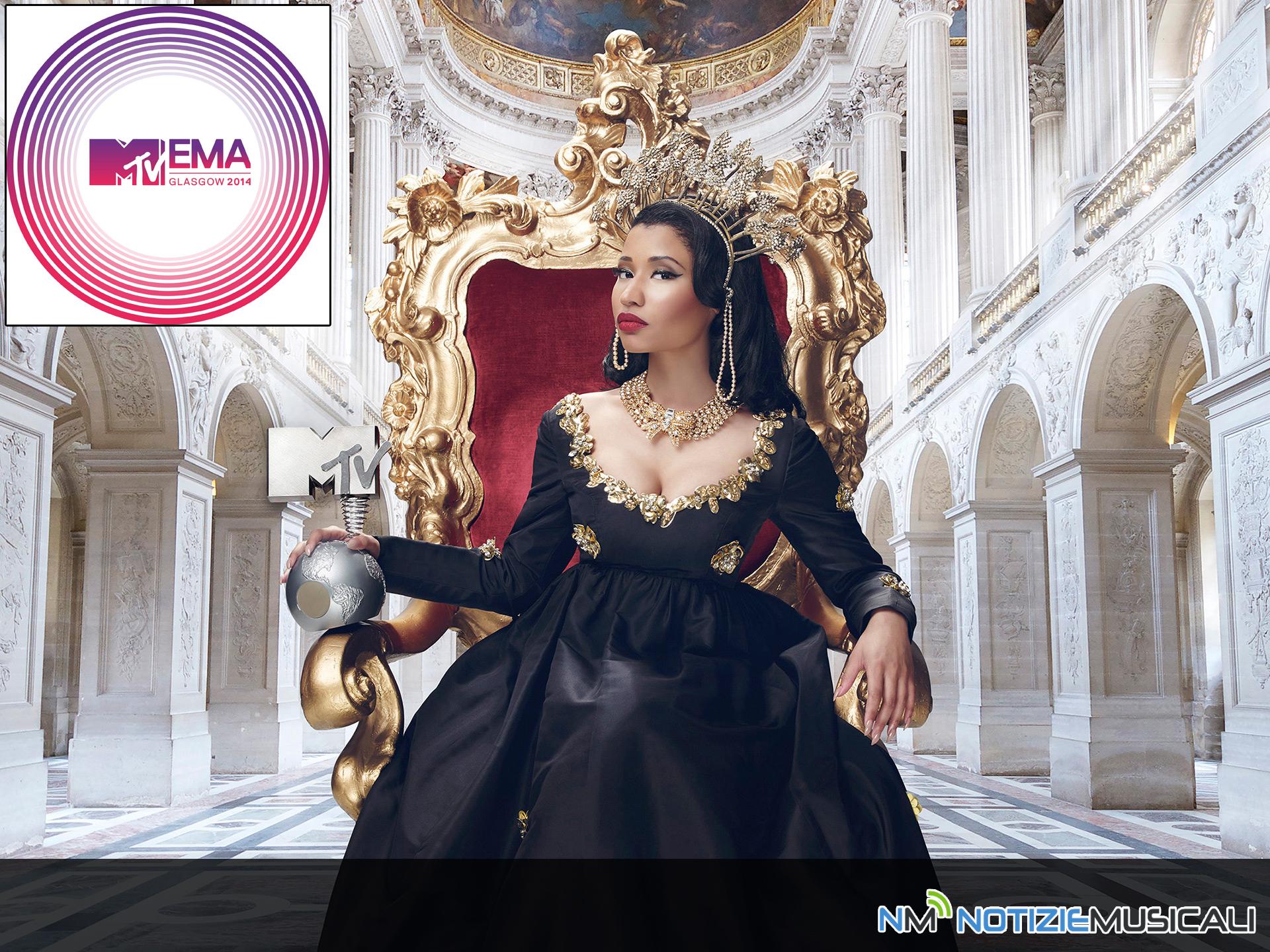 MTV EMA 2014 GLASGOW ecco i vincitori