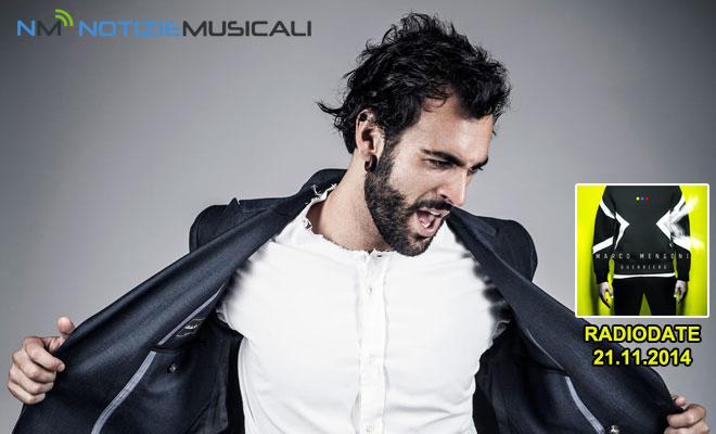 MARCO MENGONI, da oggi in radio e nei digital store il nuovo singolo GUERRIERO