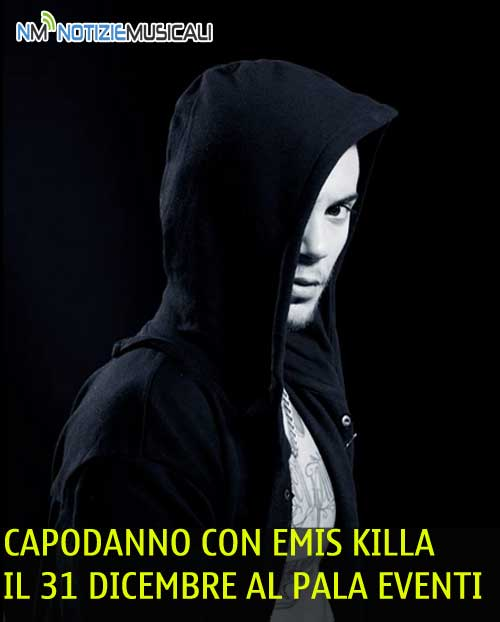 EMIS KILLA chiude il 2014 a ROMA