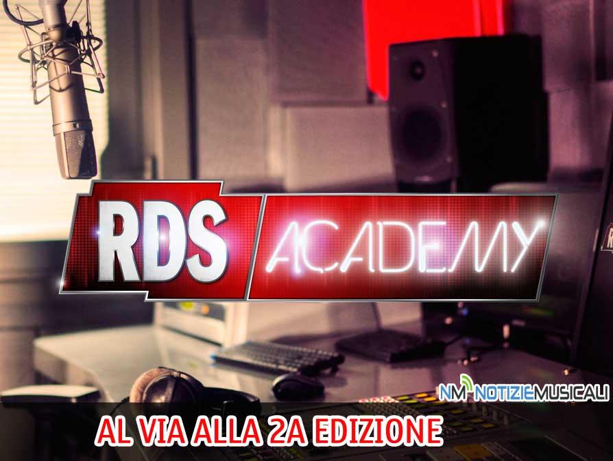 RDS ACCADEMY : al via alla Seconda Edizione