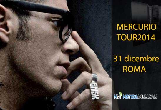 EMIS KILLA : chiude il 2014 con un concerto a ROMA