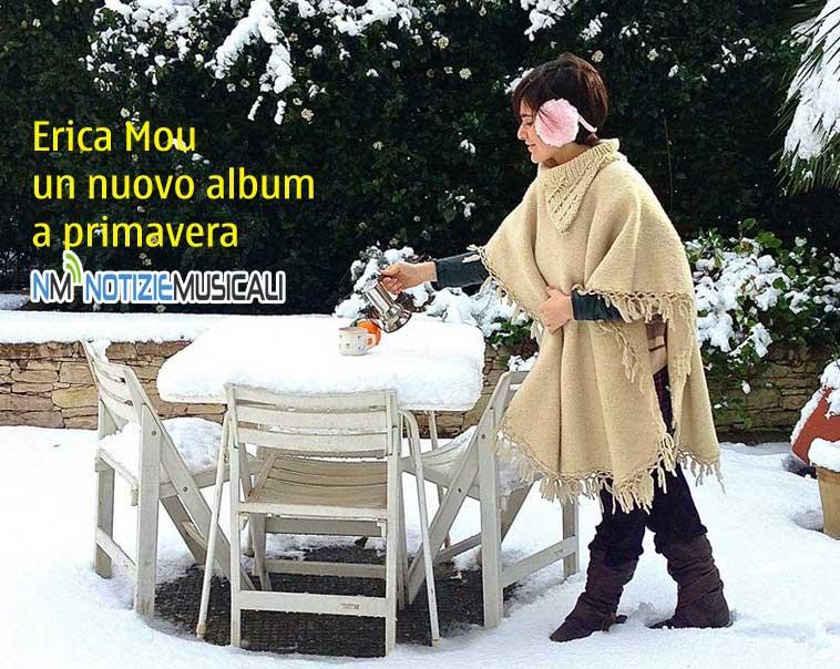 ERICA MOU un nuovo album a primavera