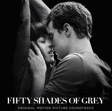 FIFTY SHADES OF GREY il 9 febbraio esce la colonna sonora del film