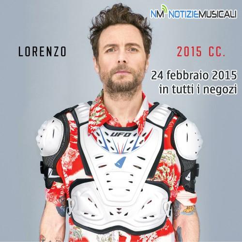 JOVANOTTI: scrive una lettera a Lorenzo 2015 CC
