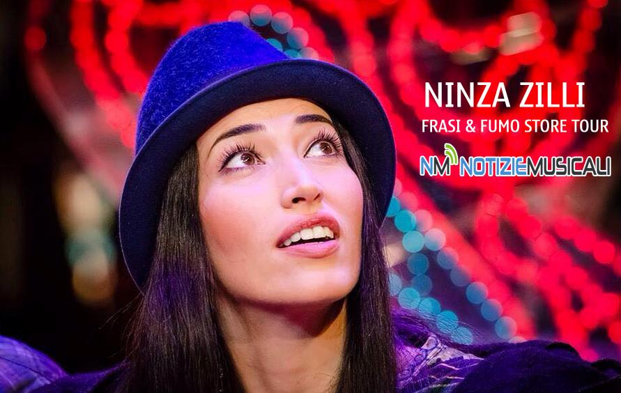 NINA ZILLI in tour negli store e giudice di Italias Got Talent