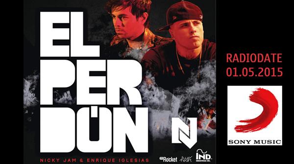 Sarà il tormentone della prossima estate EL PERDON by Nicky Jam & Enrique Iglesias