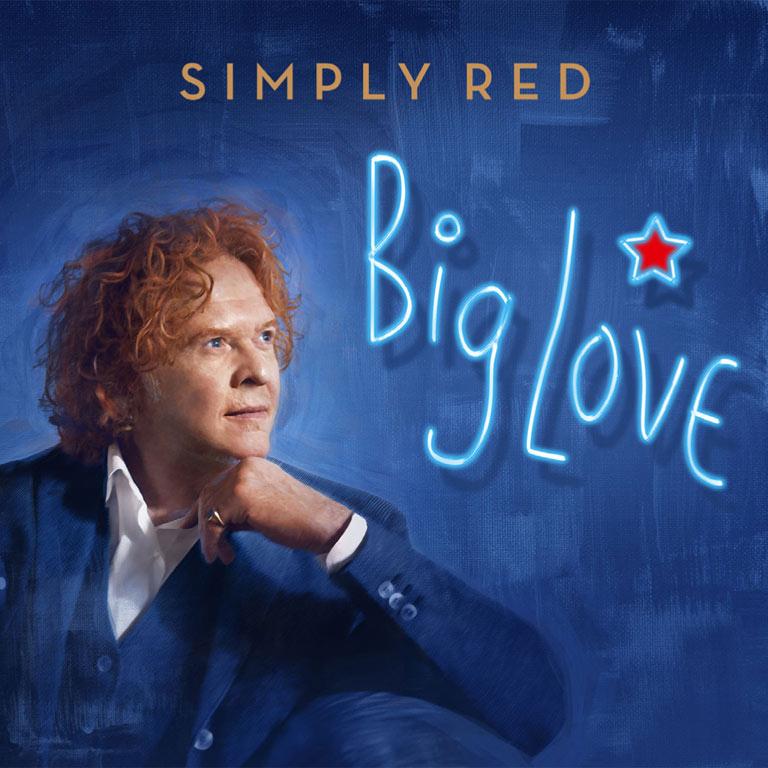 SIMPLY RED il nuovo album a giugno BIG LOVE