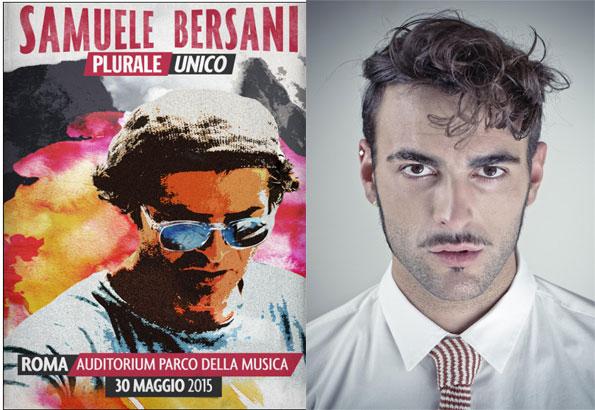 MARCO MENGONI e SAMUELE BERSANI live il 30 maggio a Roma