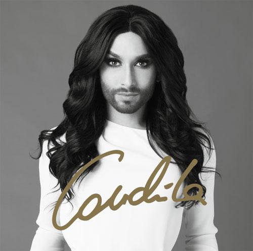CONCHITA WURST il 19 maggio pubblica lattesissimo album CONCHITA