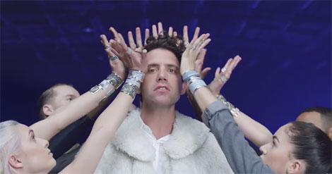 MIKA online il nuovo video GOOD GUYS