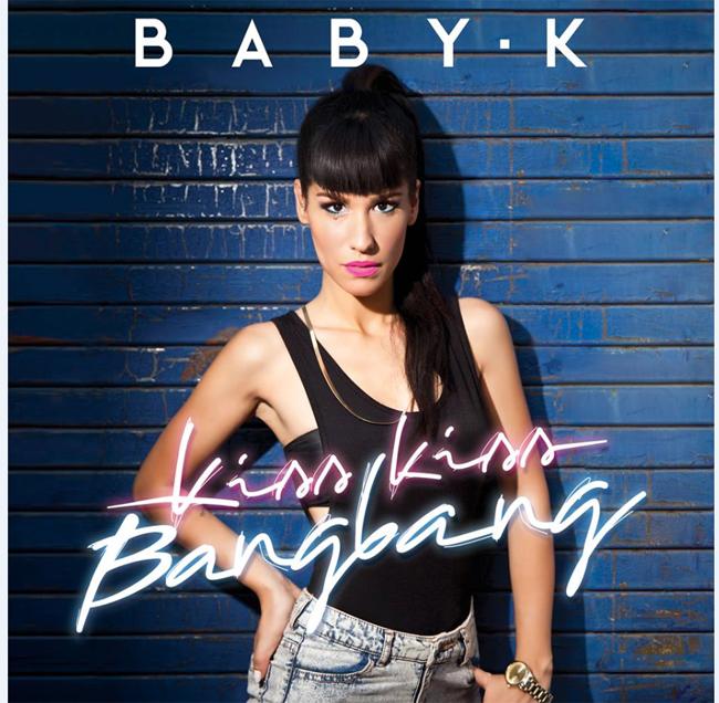 BABY K pronti per il nuovo album in pre-order dal 7 agosto