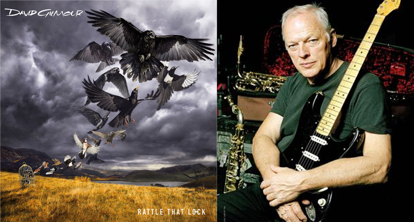DAVID GILMOUR 17 luglio RATTLE THAT LOCK esce in digitale