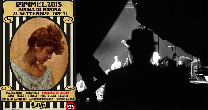 AMORE E FURTO è il titolo del nuovo album di Francesco De Gregori omaggio a Bob Dylan