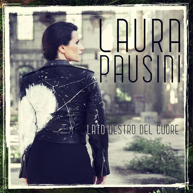 LAURA PAUSINI esce oggi 25 settembre il singolo LATO DESTRO DEL CUORE