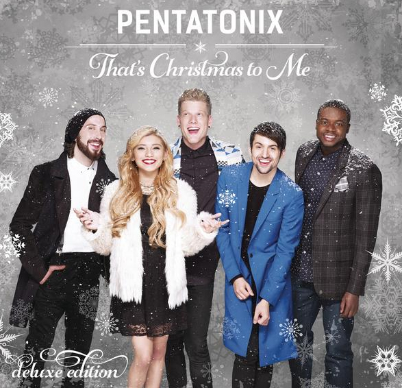 PENTATONIX accompagneranno il nostro Natale con That's Christmas To Me (Deluxe Edition)