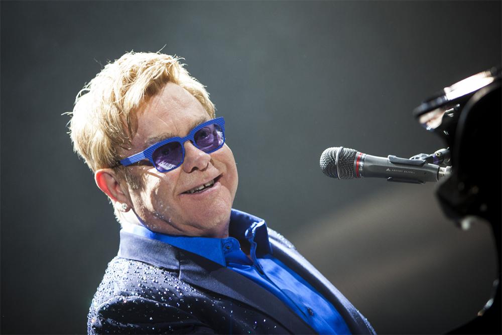 ELTON JOHN ospite al Festival di Sanremo