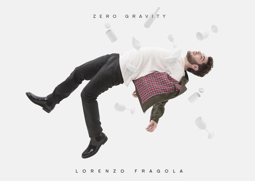 LORENZO FRAGOLA 11 marzo esce ZERO GRAVITY e via al tour negli store