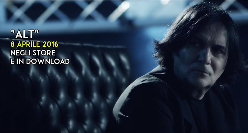 RENATO ZERO in download oggi 8 aprile ALT il nuovo album