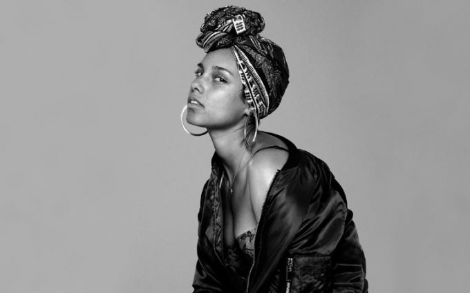 ALICIA KEYS anticipa il sesto album con il singolo IN COMMON