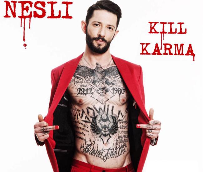 NESLI N.1 TOP ALBUM iTUNES Italia con KILL KARMA