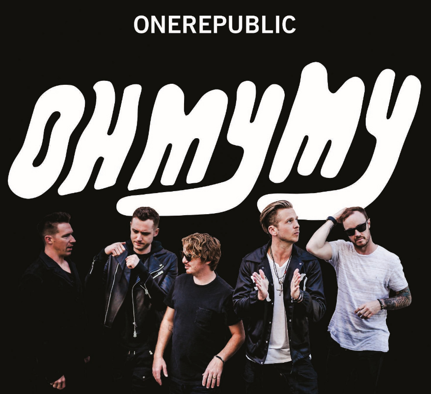 ONEREPUBLIC out now il nuovo album  OH MY MY