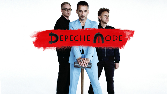 foto DEPECHE MODE : Save the dates  3 marzo 17 marzo 28 aprile