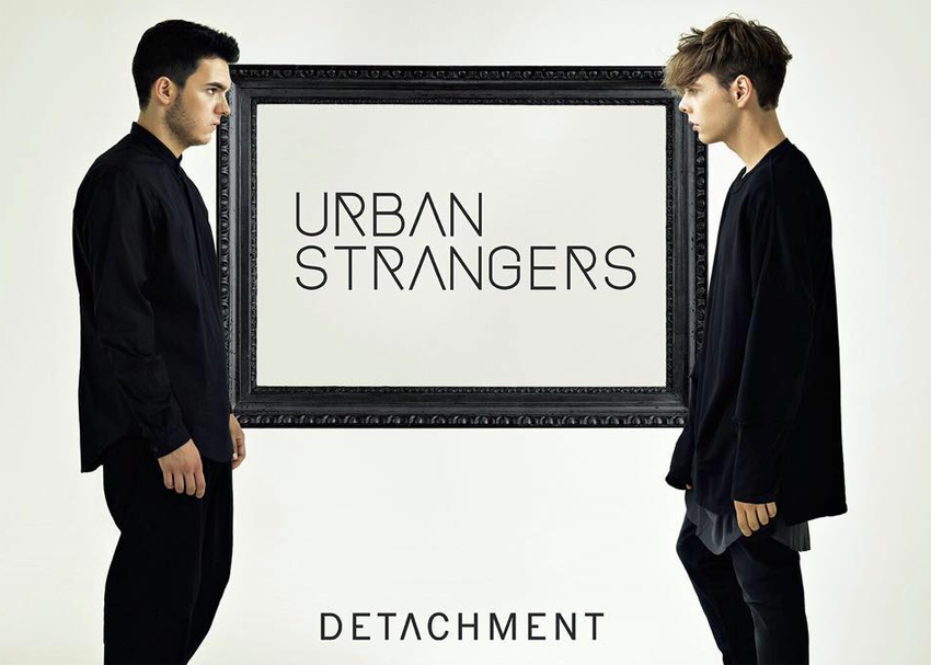 URBAN STRANGERS online il video STRONGER