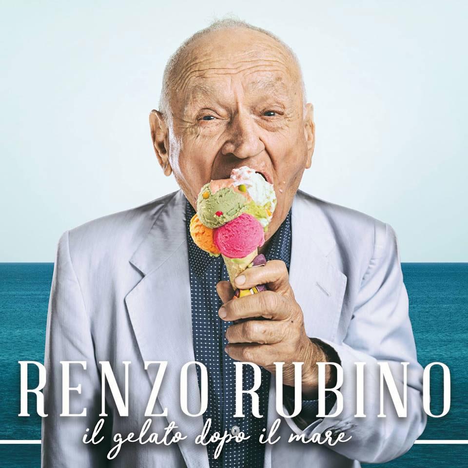 RENZO RUBINO domani 20 aprile parte il nuovo tour con IL GELATO DOPO IL MARE