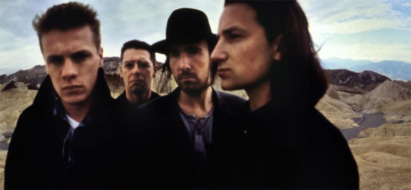 U2 oggi 2 giugno nei negozi e in digitale The Joshua Tree - 30 Years