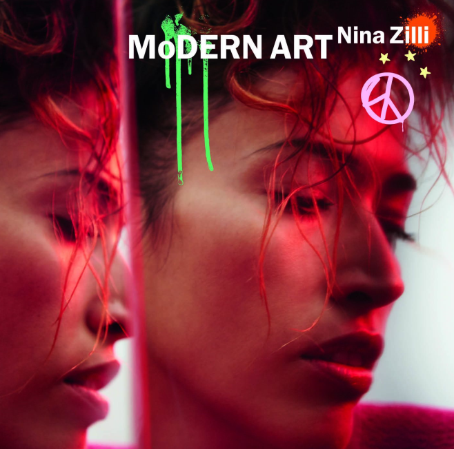 NINA ZILLI a settembre esce il nuovo album MODERN ART