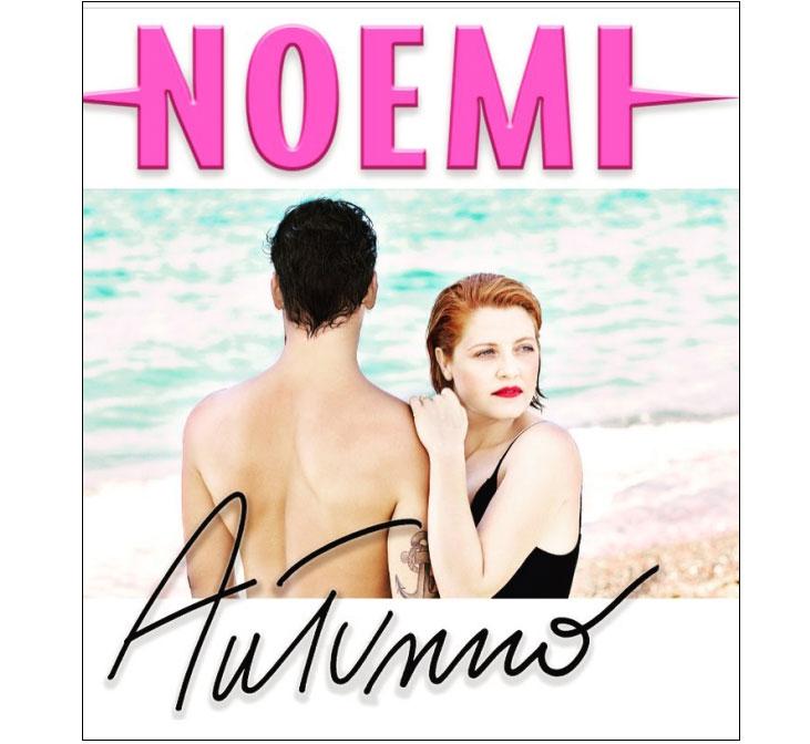 foto NOEMI dall8 settembre nelle radio con il singolo AUTUNNO