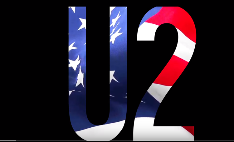 U2 online il video You're The Best Thing About Me