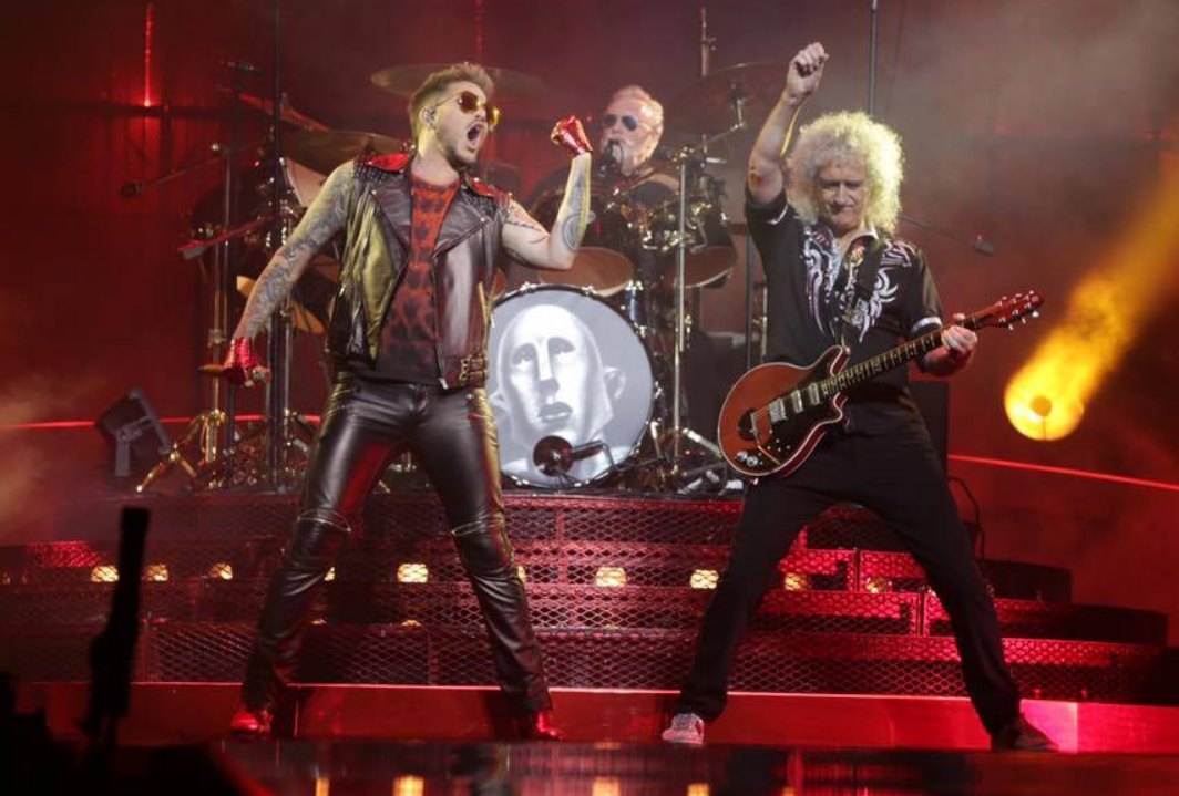 foto QUEEN + ADAM LAMBERT DATA UNICA IN ITALIA 10 novembre