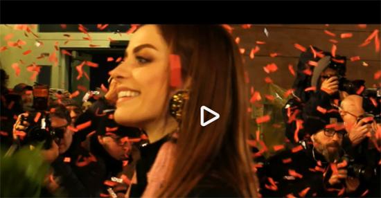 Inizia sul redcarpet la 68esima edizione del Festival di Sanremo