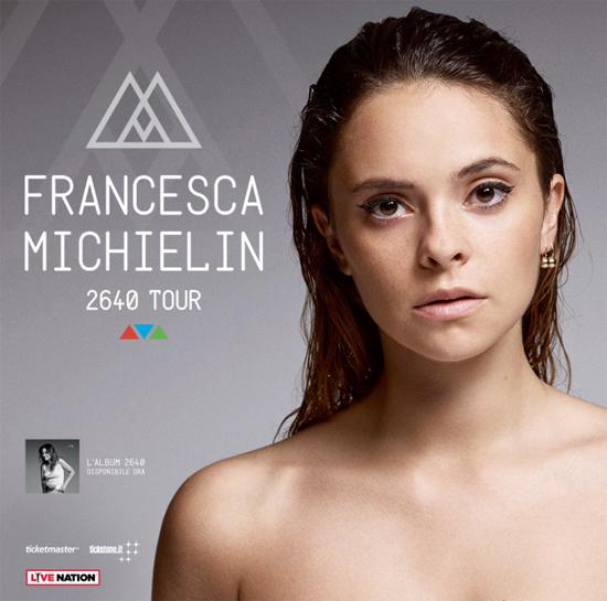 FRANCESCA MICHIELIN il 25 maggio parte il 2640Tour