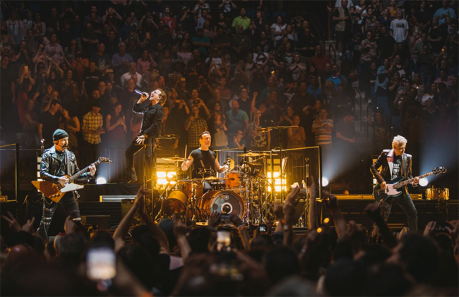 U2 : ad ottobre 4 date in Italia per eXPERIENCE + iNNOCENCE Tour 2018